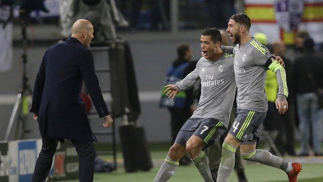 Zidane antrenörlükte kendini aştı