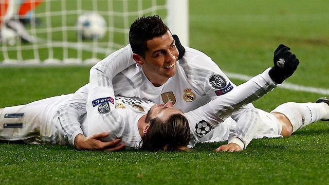 Ronaldo kariyerinde ilk kez