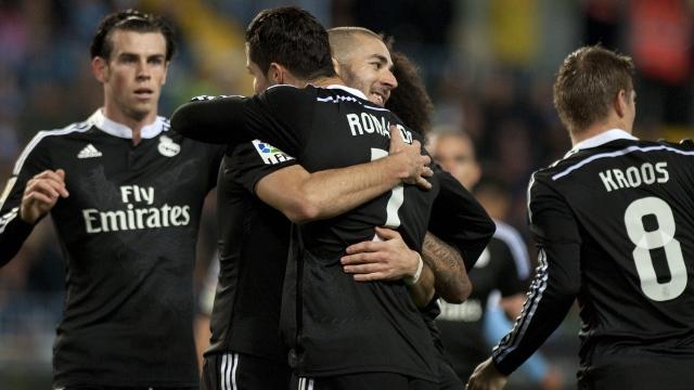 Real Madrid'de rekor heyecanı!