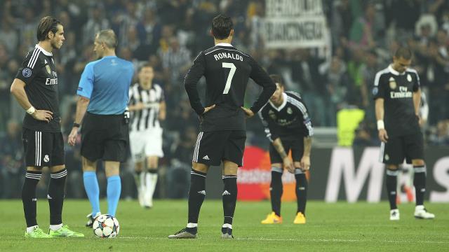 Ancelotti'den Bale ve Ramos savunması