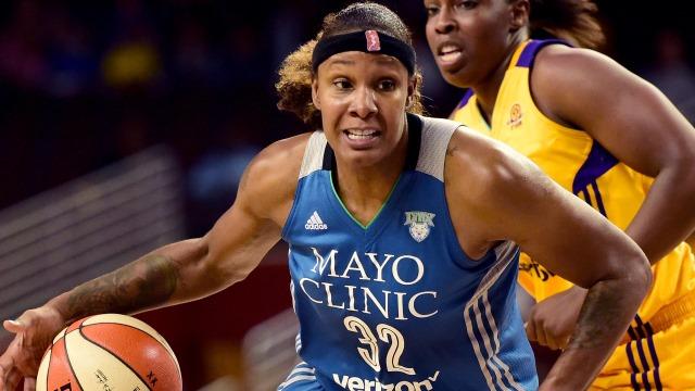 MBK Doğuş Hastanesi'ne WNBA efsanesi