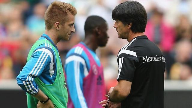 Reus yok, Gomez ve Podolski var!