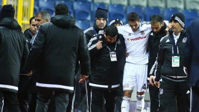 Luiz Rhodolfo ameliyat edildi