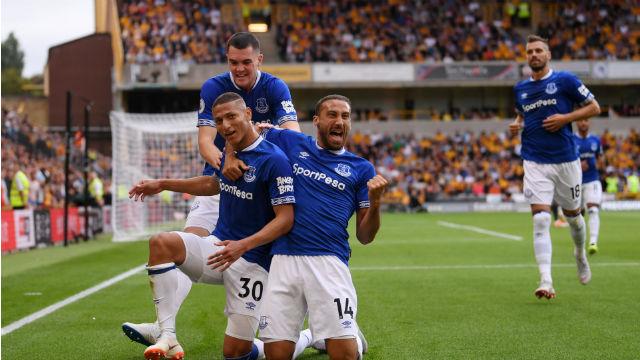 Richarlison Everton'a yetmedi