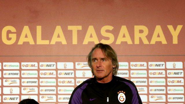 Galatasaray Riekerink ile yollarını resmen ayırdı