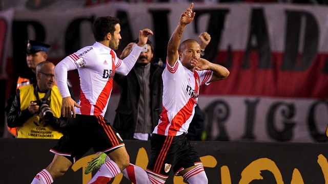 Superclasico'da ilk raund River'in!