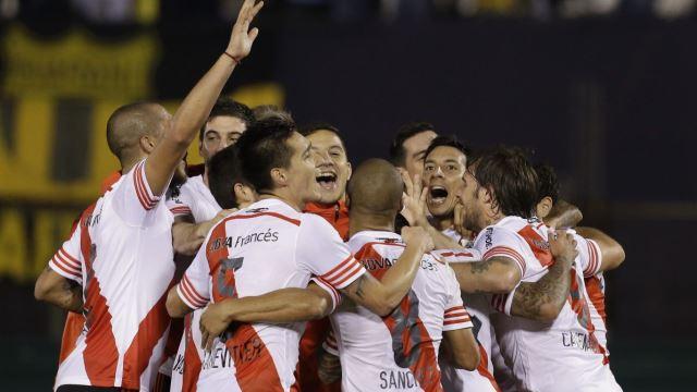 River Plate Barça'yı bekliyor