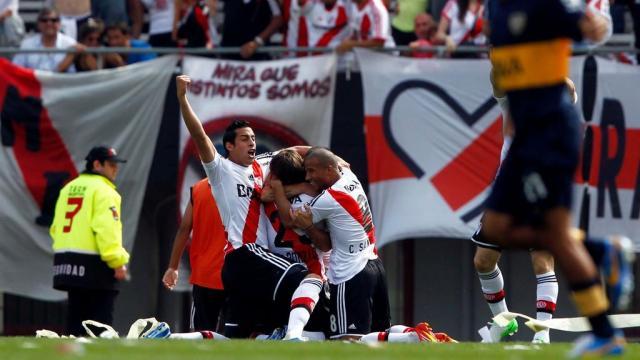 River Plate Bir Puana Razı