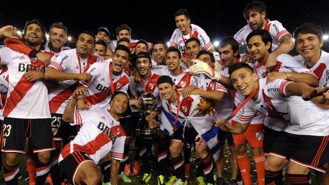 River Plate'ten tarihi şampiyonluk