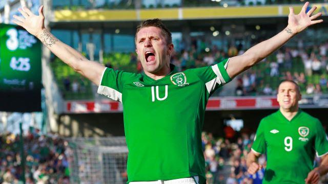 Robbie Keane tarihe geçti