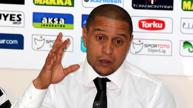 Roberto Carlos beraberliğe sevindi