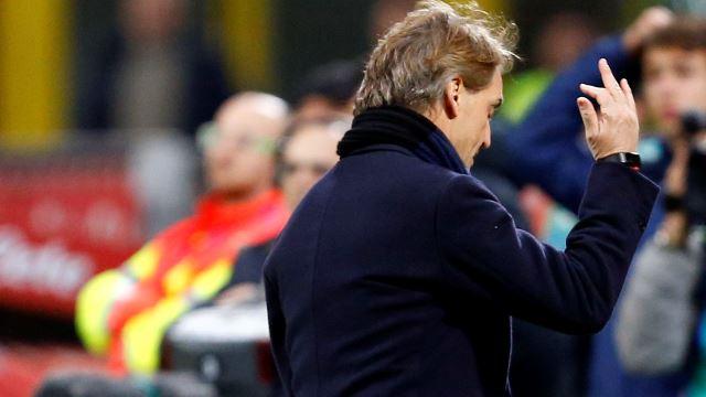 Mancini'den acı itiraf!