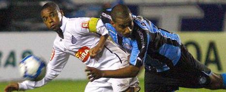Gremio-Santos ve 7 Gol