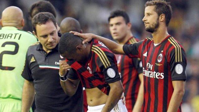 Milan'da çifte şok!
