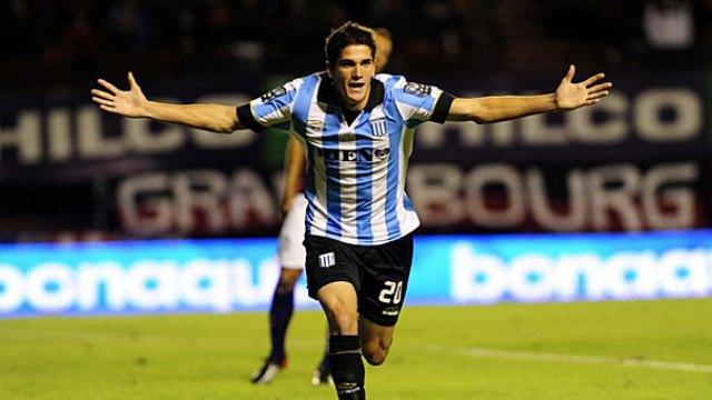 Valencia genç Arjantinli yıldızı kaptı