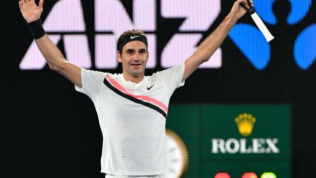 Federer yine tarih yazacak!