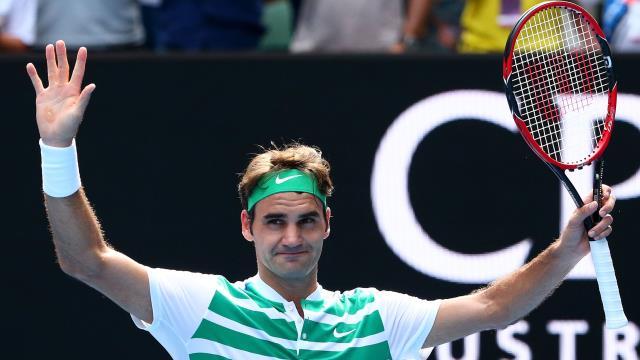 Federer kararını verdi