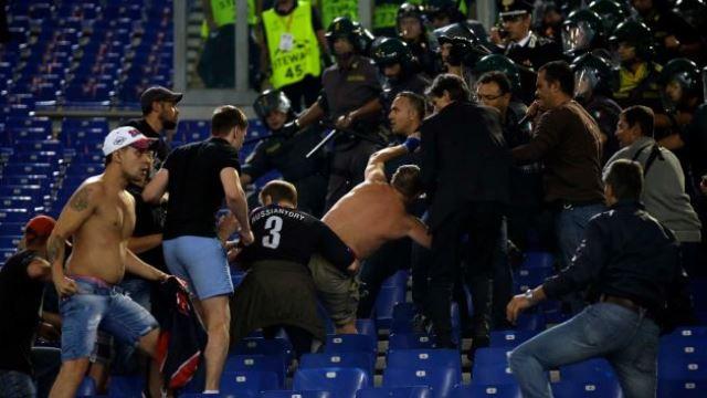 CSKA Moskova'ya 3 maç ceza