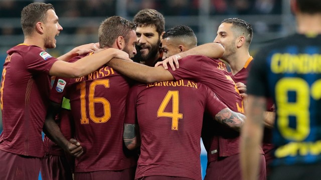 İtalya'da dev maç Roma'nın