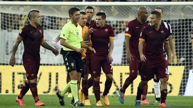 Totti'den olay açıklamalar