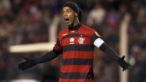 Ronaldinho Serbest Kaldı