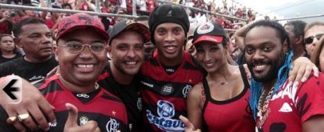 Ronaldinho Brezilya'yı Salladı