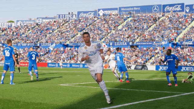 Ronaldo 'siftah' dedi
