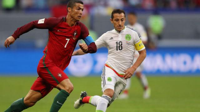 Portekiz attı Meksika yakaladı