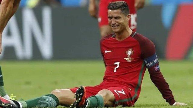 Ronaldo ŞOKU!