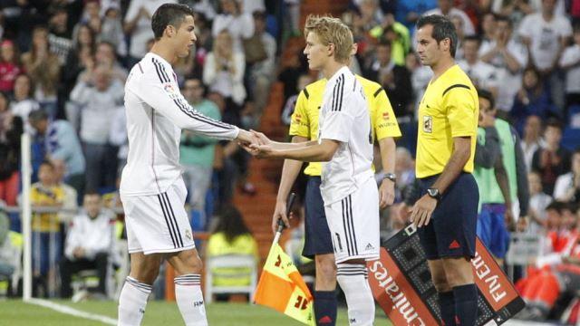 Real Madrid'de tarihi an!