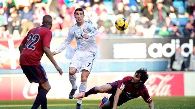 Real Madrid gitti geldi
