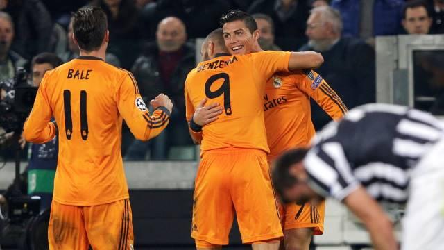Real Madrid Aslan'a çalıştı