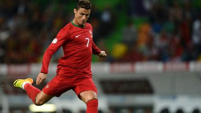 Ronaldo'dan rekor açıklaması