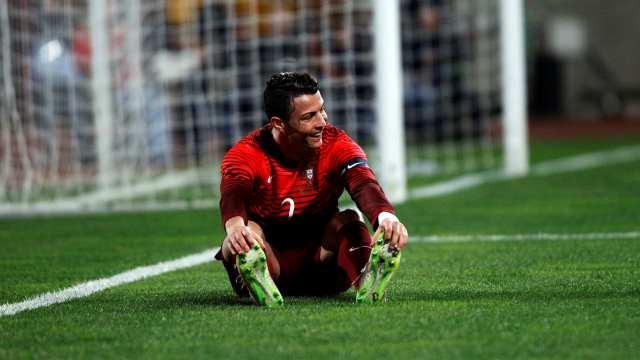 Ronaldo'da sıkıntı var!