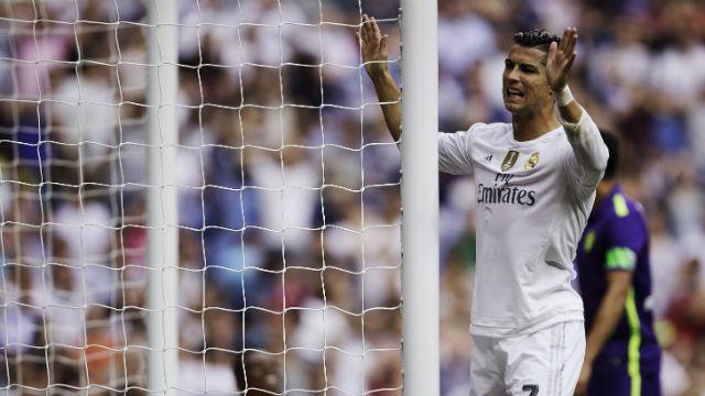 Real Madrid duvarı aşamadı