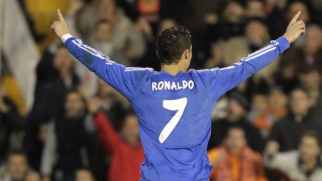 Ronaldo döndü Madrid kazandı