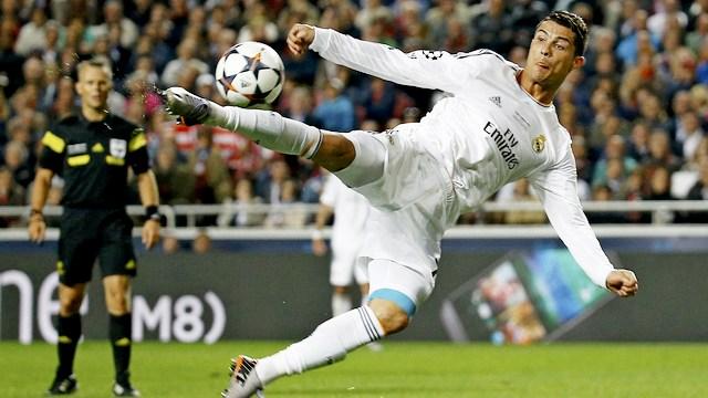 Ronaldo'dan ManU'ya mesaj