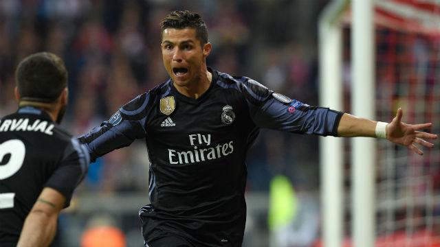 İlk yarı Bayern, ikinci yarı Real