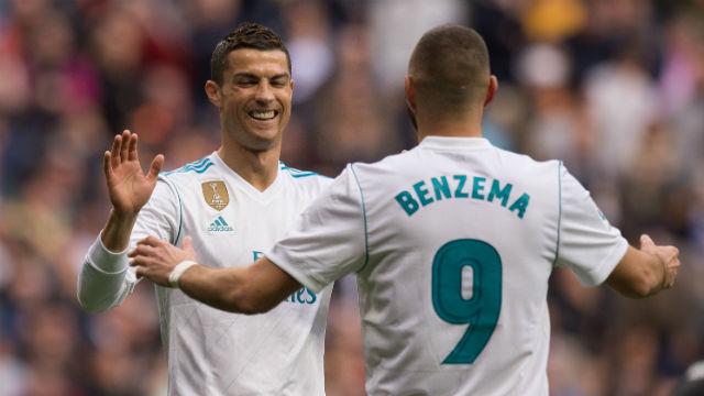 Ronaldo orucu bozdu, Real Malaga'yı devirdi