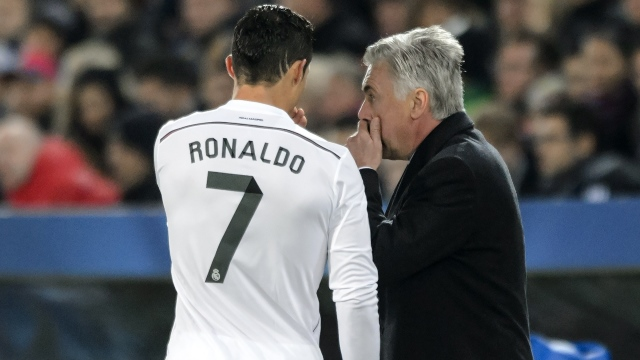 'Ronaldo bizim için şans'