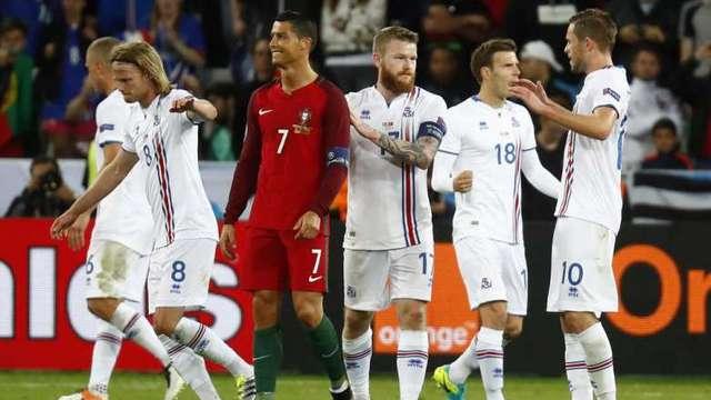 Ronaldo: Sanki şampiyon oldular