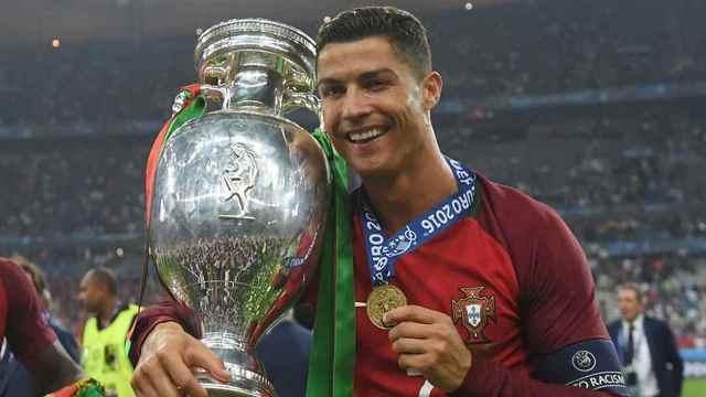 Portekiz'in en iyisi Ronaldo