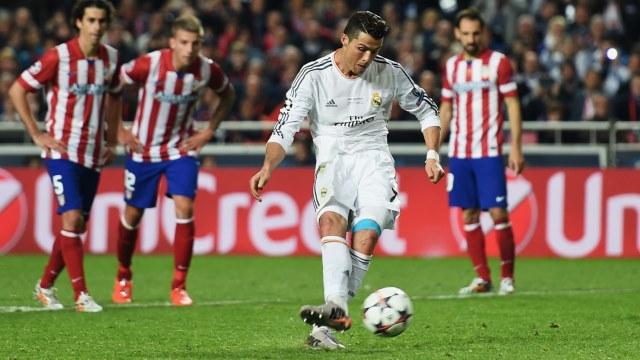 Ronaldo'nun penaltı rekoru