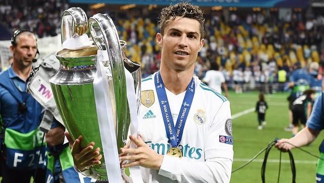 Ronaldo'ya yıllık 45 milyon euro!