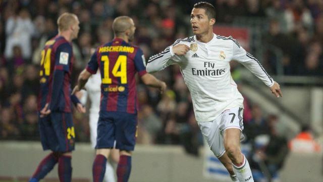 Ronaldo Raul'u yakaladı