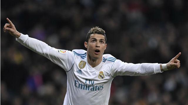 Real Madrid, Ronaldo ile galibiyete uçtu
