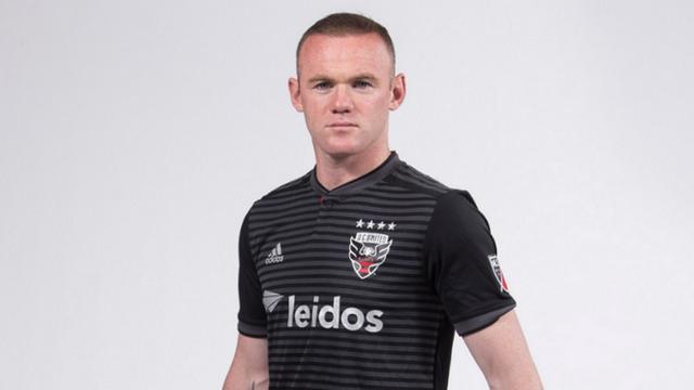 Wayne Rooney, DC United'da