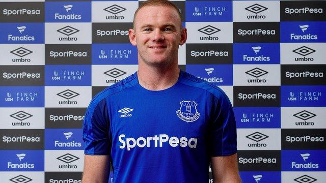 Rooney, 13 yıl sonra yuvaya döndü