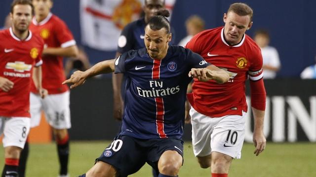 Rooney'nin Ibrahimovic heyecanı