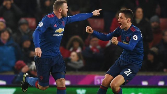 United puanı son anda kurtardı